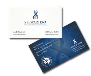 Online Business Card / Name Card Printing Service | PrintPower.my